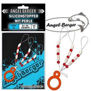 Angel Berger Silicon stopper avec perle