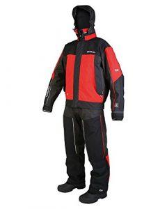 Daiwa Gore-Tex vestes Staff Rouge Bleu toutes les tailles M/L/XL/XXL DSG rouge Rouge x-large