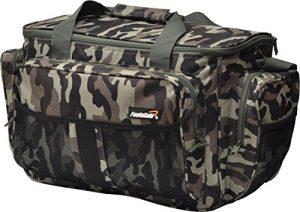 Grand camouflage sac fourre-tout l'attirail de pêche isolés par foolsGold