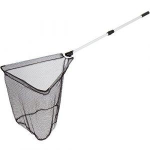 Physionics – Épuisette de pêche télescopique – poids léger – pliable