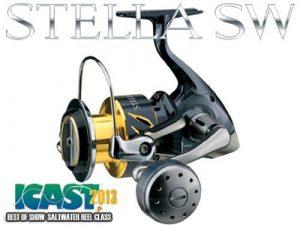 Shimano Stella STL 8000 SWB PG Reel by Shimano