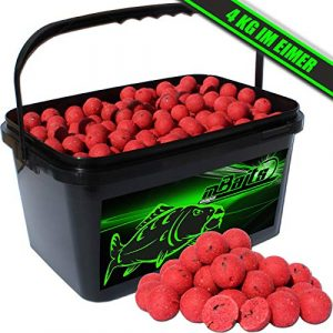 Angel-Berger Magic Baits Boilies Seau 4 kg, Monster Crab
