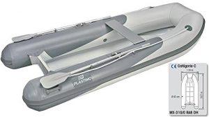 Plastimo ANNEXE Gonflable HYPALON MX-310/0 RAB DH – Gris – 307 x 159, 55, 495, 4