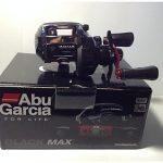 zcc/moulinet de pêche de pêche appât de pêche de moulage de moulinet Abu Garcia bmax2-l 4BB + 1RB main gauche 6.4: 1225g