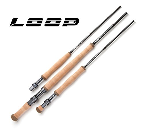 Boucle Attaquer Cross SX 15 '# 10 Action rapide double Main 4 pièces Fly Rod