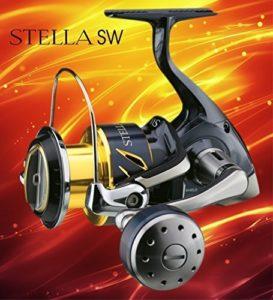 Shimano Stella SW-B 5000HG Spinning Reel by Shimano