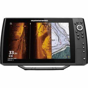 Humminbird Helix 12 Chirp MSI GPS G3N Tableau de pêche