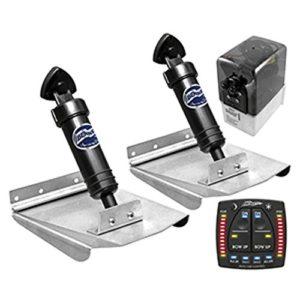 Bennett M80atp Sport Tab Système W/Auto Trim Pro