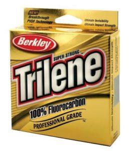 Berkley Trilene Professional Grade Fluorocarbon Service Spool(8-Pound,Clear) by Berkley