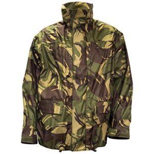 Highlander Messieurs Tempest Veste de Pluie S Camouflage