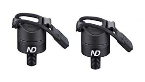 New Direction Tackle Lot de 2 supports magnétiques P8 pour canne à pêche à la carpe