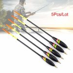 PerGrate Lot de 5 pêches en Bois Multi-Size