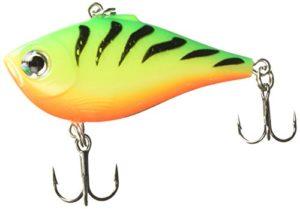 Rapala Rippin 'Rap 05Leurre de pêche, 5,1cm, Gris Perle Shiner