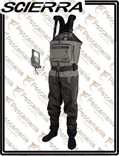 Scierra WADERS STOCKING NEOPRENE/RESPIRANT X-TECH 20000 CHEST WADER STOCKING FOOT