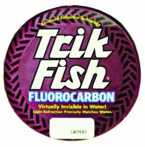Trik Poisson fluorocarbone Leader