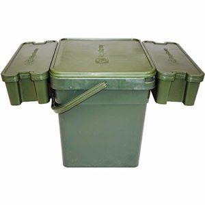 Seau Carpe RidgeMonkey 30 litres