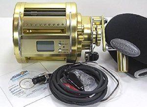 Daiwa MP3000 Moulinet électrique Marine Power du Japon