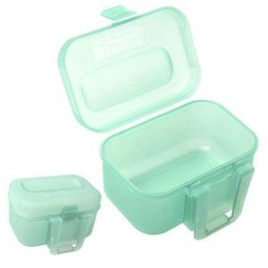GUAN Yufenglin Boîte à appâts en plastique pour pêche