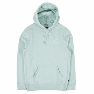 HUF, Sweat hood essentials tt, Harbor grey – M