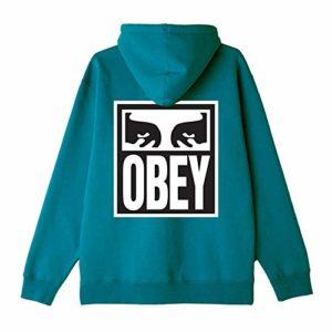 OBEY, eyes icon 2, Eucalyptus – L