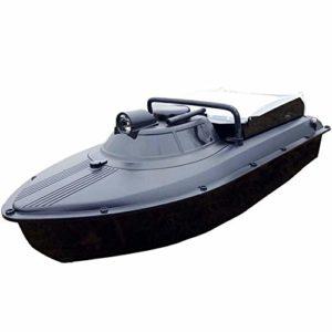 Trihedral-X Retour Automatique appâts de pêche Bateau Pilote Automatique 2.4G GPS Carpe Fishing Feeder avec Garde à hélice en métal