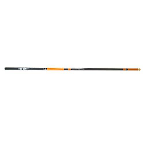 XuYuanjiaShop Canne à pêche de Ultra léger Carbone Pole Main Basse pêche Canne à Lancer Collaspible Rod Spinning Rod for débutants et Professionnels pêcheur à la Ligne (Taille : 9.0m)