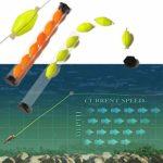 Casinlog Indicateurs de pêche à la mouche en forme de ballon de football