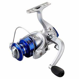 GAGP Moulinet de pêche Moulinets de pêche en métal de Tasse de Ligne structurelle multifonctionnelle pour la pêche au Lancer d'appâts de pêche (Color : Blue, Size : 1000)