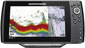 Humminbird Helix 10 Chirp MSI GPS G3N Tableau de pêche