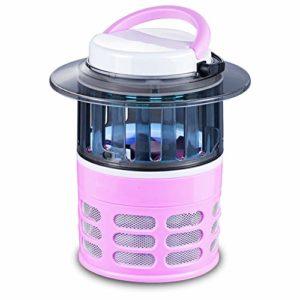 JANEFLY Inhalée Tueur de Moustique Lampe moustiques intérieur spéciale sécurité et Protection de l'environnement