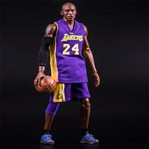 PLL NBA Kobe Bryant Action Figure 24 Modèle Jersey Mamba Out, il est l'un des Moyens Fans Rappelez-Vous Lui