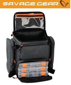 SAC SAVAGEAR sg lure specialist rucksack M 3 boxes