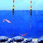THKFISH Flotteurs de pêche et Bobbers Slip Bobbers pour la pêche Flotteurs de balsa Bobbers de pêche Crappie 10g(3/8oz) 5pièces