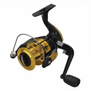 XXBFDT de pêche poignée Rabattable pêche Moulinet – Moulinet de pêche équipement de pêche en Plein air-Type 1000