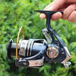 XXBFDT Mer Rapid Moulinet de pêche – Moulinet de pêche 13 Axes-Type 6000