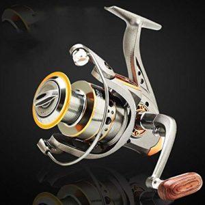 XXBFDT Mer Rapid Moulinet de pêche – Moulinet de pêche, Roue tournante, Canne à pêche, Canne à pêche, équipement de pêche-Modèle 1000