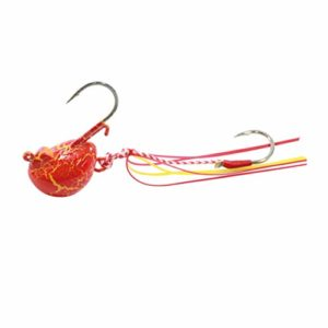 EXPLORER TACKLE Leurre MAGIC DEEP TENYA Sparidés Dorades Lieu sparidae sea bream pagrus pollack (Coque (Hull), 40 g)