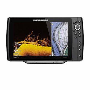 Humminbird Helix 12 Chirp MDI GPS G3N Tableau de pêche