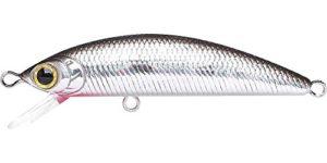 LUCKY CRAFT Poisson Nageur Minnow Suspending avec Billes Bruiteuses Humpback Minnow 50Sp – 5Cm – 3,2G – Bait Fish Silver
