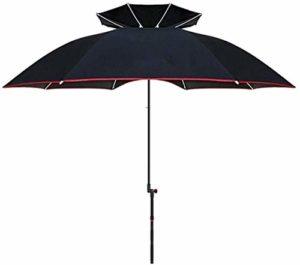WENYAO Parasols de Jardin Parapluie de Jardin en Aluminium Le Parapluie de pêche en Plein air Peut être incliné pour Le Camping de pêche en Plein air (Couleur: B)