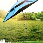 YROD Chaises De Pêche avec Tige Telespin Canne À Pêche De Haute Dureté × 2, Grand Parapluie, Chaise, Sac, Filet De Pêche, Ligne De Pêche, Hameçon (Size : 7.2m+7.2m)