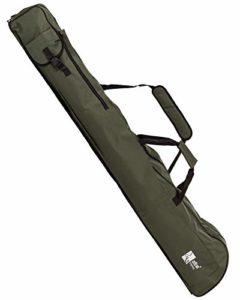 Zite Fishing Sac à canne à pêche avec compartiment pour parapluie et épuisette 150 cm