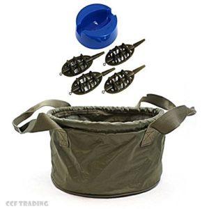 AMORCE DE FOND Méthode Mix Bol avec méthode FEEDER Ensemble matériel de pêche à la carpe