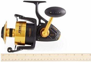 BZLLW Reel Fishing, 5 + 1BB, Ultra-léger et Rapide Speed Carbon Cadre Bas Torq Gauche et Droite Interchangeable Main d'eau Douce Bobine de pêche (Size : 3500)