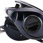 BZLLW Reel Fishing, Fast Frame Speed Carbon Low Torq Full Metal Baitcasting Reel 7.2: 1 Cadre en Aluminium Rigide 7 + 1 Double Blindage, INOX, Aluminium CNC Spool