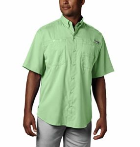 Columbia Men's Tamiami II Short Sleeve Shirt (Tall), Key West, XLT