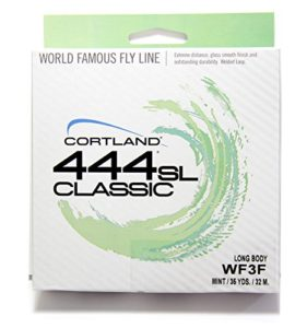 Cortland 444 SL Classic Floating Fly Line Type & Weight: Wt. Forward 3 Floating