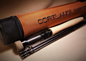 Cortland Competition MKII Nymphe Fly Rod