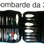 Dream Porte-bombardes Porte-pasturateurs avec Barres perforées en EVA, jamais Plus de tiges Que Les bombardes tordues ! Matériaux ultrarésistants de qualité Indestructible.