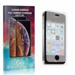 GIMTON Verre Trempé pour iPhone 4S / iPhone 4, Anti Rayures Protection en Verre Trempé Écran pour iPhone 4S / iPhone 4, Dureté 9H, sans Bulles, 3D Touch, 1 Pièces